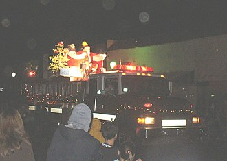 Marysville, California - Image: Marysville Christmas Parade