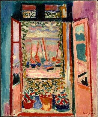 Matisse-Open-Window