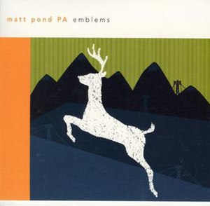 Emblems (album) - Image: Matt Pond PA Emblems