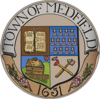 Official seal of Medfield, Massachusetts