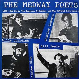 The Medway Poets - The Medway Poets album