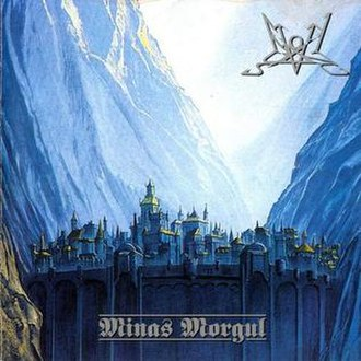 Minas Morgul (album) - Image: Minas Morgul