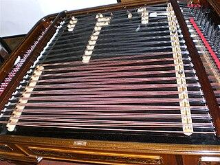 Cimbalom concert hammered dulcimer