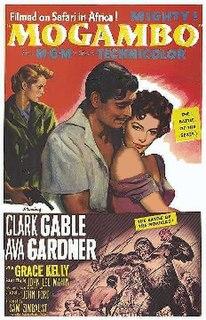 <i>Mogambo</i> 1953 film by John Ford