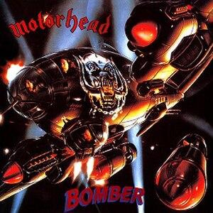 Bomber (album) - Image: Motörhead Bomber (1979)