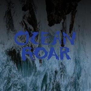 Ocean Roar (album) - Image: Mount Eerie Ocean's Roar small album art