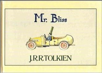 Mr. Bliss - First edition