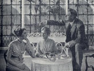 Zena Dare - in My Fair Lady (centre) with Andrews and Alec Clunes