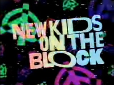 Picture of a TV show: New Kids