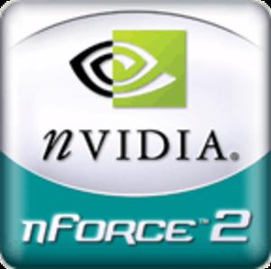 NForce2 - Nvidia nForce2 logo