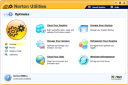 What Is Included In A Tune Up >> Norton Utilities - Wikipedia