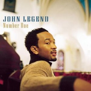 Number One (John Legend song) - Image: Number One John Legend