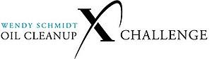 Wendy Schmidt Oil Cleanup X Challenge - Image: Oil Cleanup X CHALLENGE logo