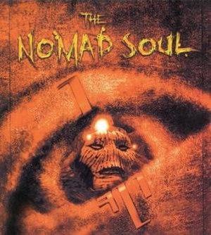 Omikron: The Nomad Soul - UK Microsoft Windows cover art