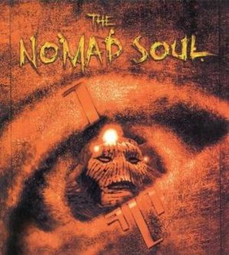 Omikron: The Nomad Soul - UK Microsoft Windows cover art