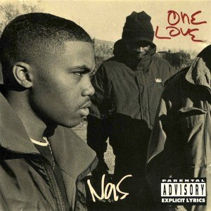One Love (Nas song) - Image: One Love (Nas song album cover)