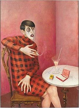 Otto Dix Sy von Harden