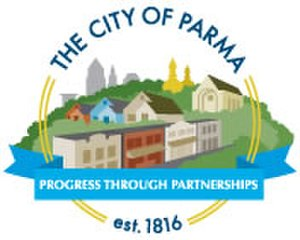 Parma, Ohio - Image: Parma City Seal