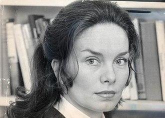 Pat Kavanagh (agent) - Pat Kavanagh in 1972