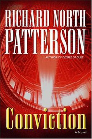 Conviction (Patterson novel) - Image: Patterson Conviction