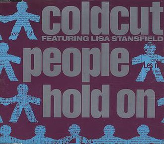 Coldcut featuring Lisa Stansfield — People Hold On (studio acapella)