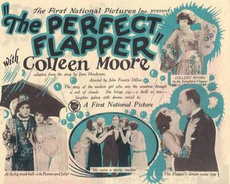 The Perfect Flapper - Ad for The Perfect Flapper
