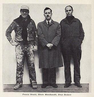 Anonima group - 1965 Photo of Anonima group
