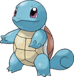 Squirtle - Image: Pokémon Squirtle art