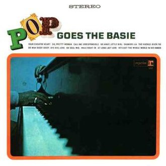 Pop Goes the Basie - Image: Pop Goes the Basie