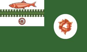 Port Coquitlam - Image: Port Coquitlam flag