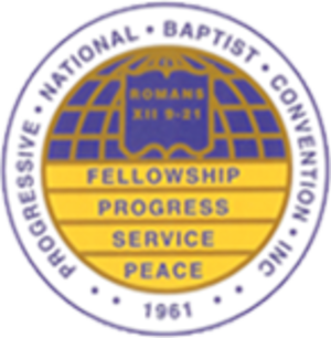 Progressive National Baptist Convention - Image: Progresive NBC logo