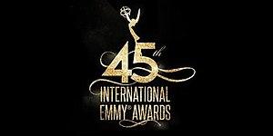 45th International Emmy Awards - Image: Promotional Poster for the 45th International Emmy Awards