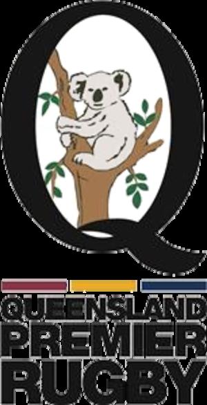 Queensland Premier Rugby - Image: Queensland Premier Rugby logo 2014