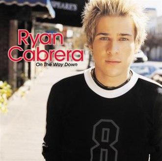 Ryan Cabrera — On the Way Down (studio acapella)