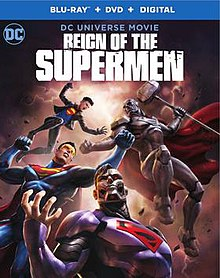 Superman 2019 Reign of the Supermen