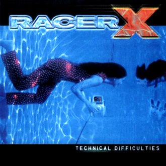 Technical Difficulties (Racer X album) - Image: Racer X Technical Difficulties Album 2000