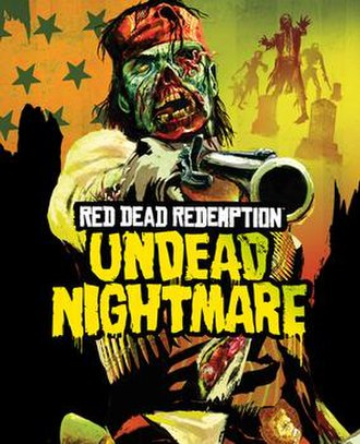 Undead Nightmare - Image: Red Dead Redemption Undead Nightmare cover