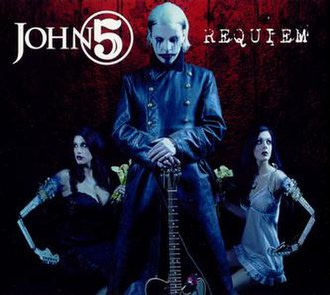 Requiem (John 5 album) - Image: Requiem (John 5)