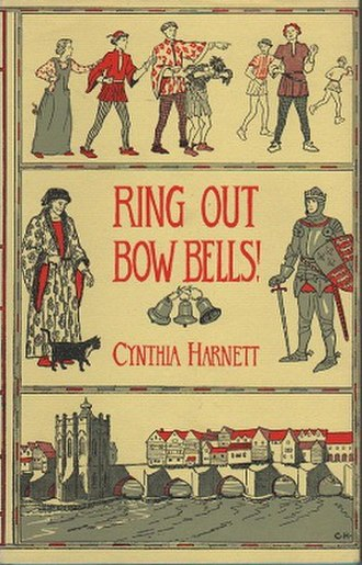 Ring Out Bow Bells! - First edition (publ. Methuen)