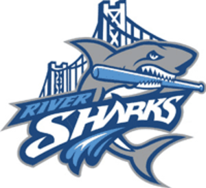 Camden Riversharks - Image: Riversharks Baseball