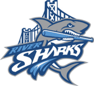 Camden Riversharks - Image: Riversharks Baseball
