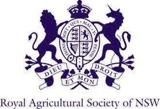 Royal Agricultural Society of New South Wales - Image: Royal Agricultural Society of New South Wales logo