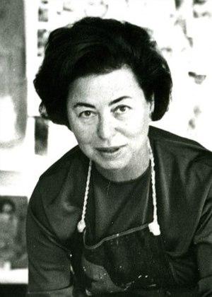 Ruth Abrams (artist) - Image: Ruth Abrams