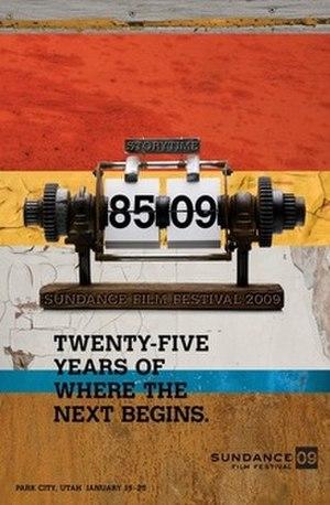2009 Sundance Film Festival - Festival poster