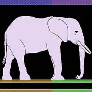 VVVVVV - The Sad Elephant near Space Station 2