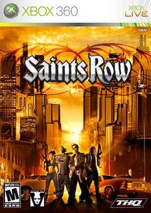 Saints Row (video game)