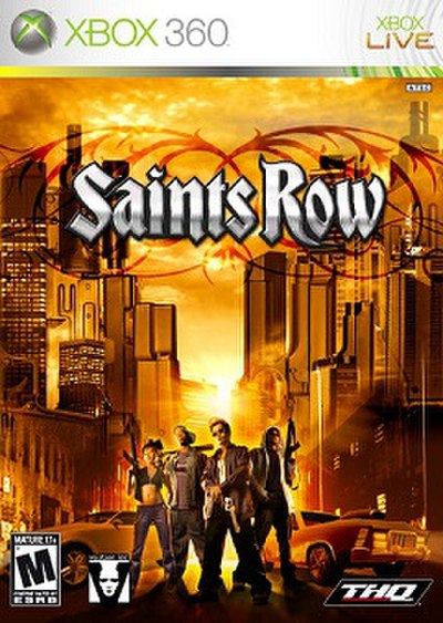 Picture of a game: Saints Row
