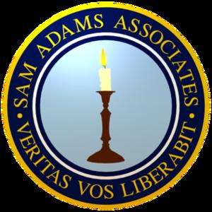 Sam Adams Award - Image: Sam Adams Award logo