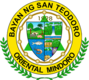 Official seal of San Teodoro