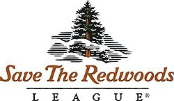 Save-the-Redwoods League logo